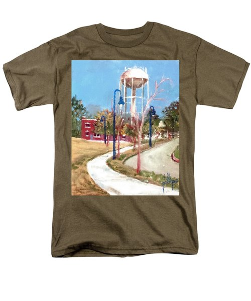 Willingham Park Men's T-Shirt  (Regular Fit) by Jim Phillips