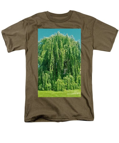 Willow Weep For Me Men's T-Shirt  (Regular Fit)
