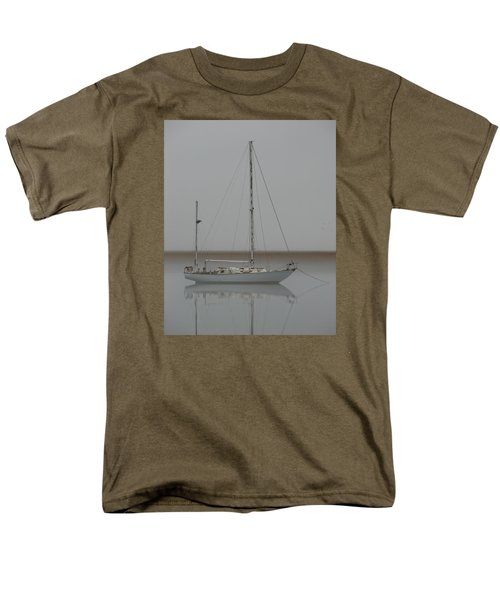 Men's T-Shirt  (Regular Fit) featuring the photograph Wind Fall by Laura Ragland