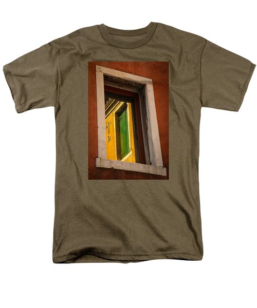 Window Window Men's T-Shirt  (Regular Fit) by Kathleen Scanlan