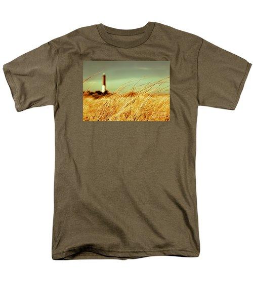 Winter Shore Breeze Men's T-Shirt  (Regular Fit)