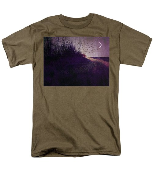 Winter To Spring The Promise Of New Life. Men's T-Shirt  (Regular Fit) by Michele Carter