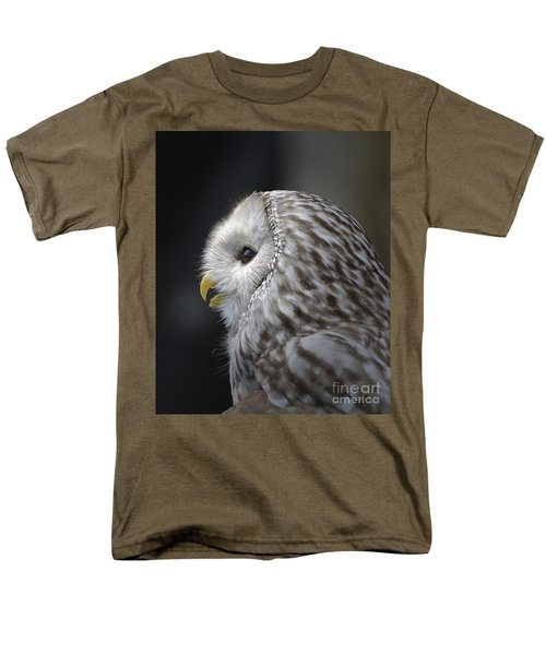 Wise Old Owl Men's T-Shirt  (Regular Fit) by Kathy Baccari
