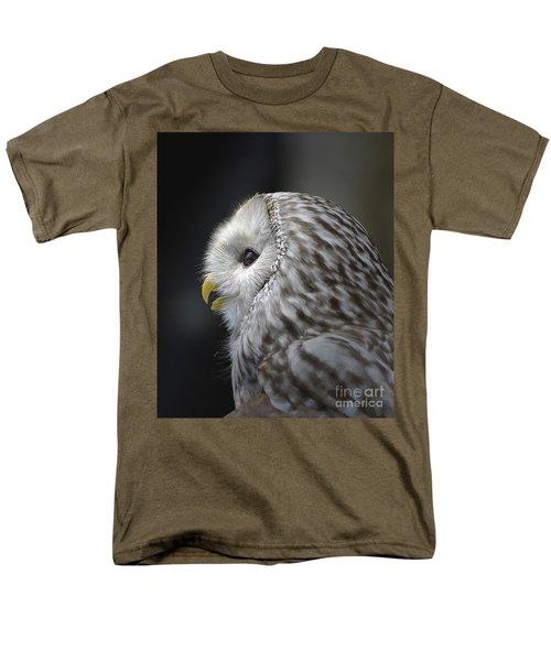 Wise Old Owl Men's T-Shirt  (Regular Fit)