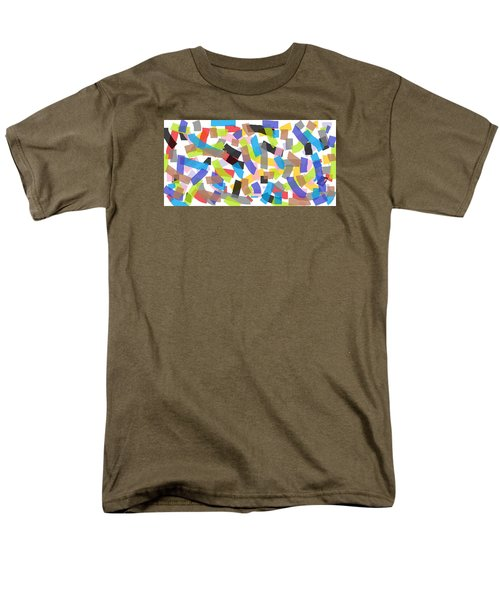 Wish -30 Men's T-Shirt  (Regular Fit) by Mirfarhad Moghimi
