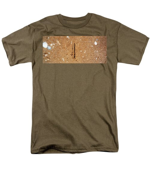 Wish You Were Here Men's T-Shirt  (Regular Fit) by Charles Stuart