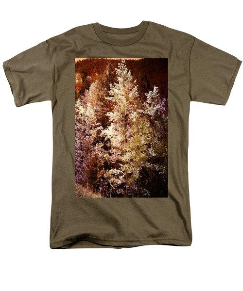 Woodland Beauty Men's T-Shirt  (Regular Fit) by Joseph Frank Baraba