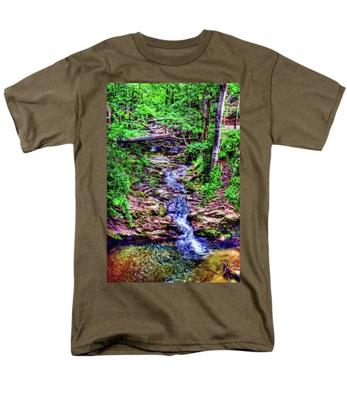 Woodland Stream Men's T-Shirt  (Regular Fit)