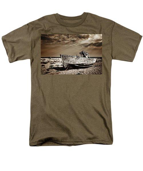 Wrecked Men's T-Shirt  (Regular Fit) by Meirion Matthias