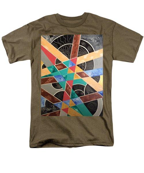 Wrong And Sad Men's T-Shirt  (Regular Fit)