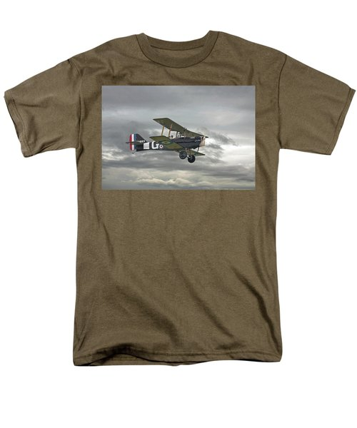 Men's T-Shirt  (Regular Fit) featuring the digital art Ww1 - Icon Se5 by Pat Speirs