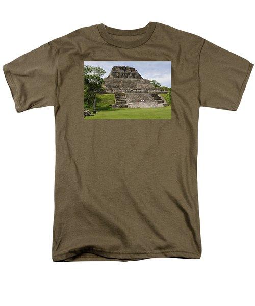 Xunantunich   Men's T-Shirt  (Regular Fit) by Glenn Gordon