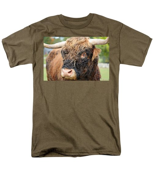 Yakity Yak Men's T-Shirt  (Regular Fit) by Karol Livote