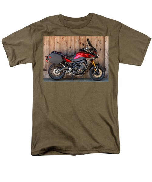 Yamaha Fj-09 .2 Men's T-Shirt  (Regular Fit) by E Faithe Lester