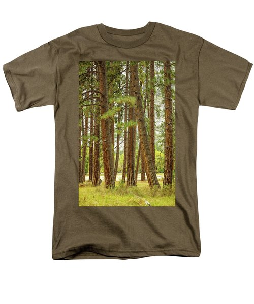 Yosemite Men's T-Shirt  (Regular Fit) by Jim Mathis