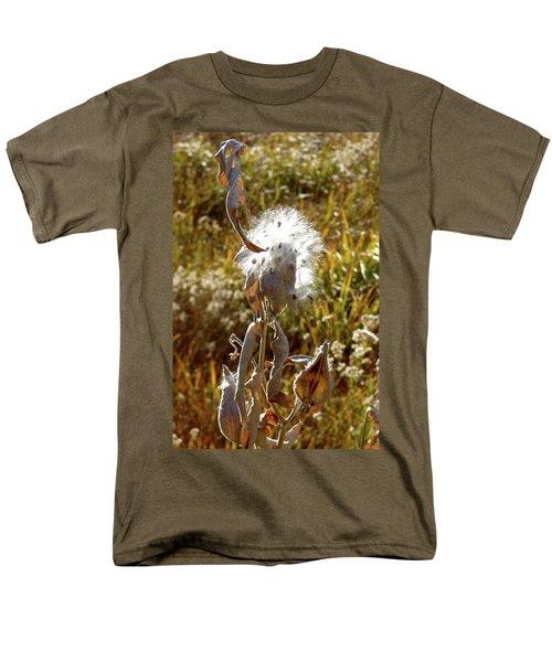Yosemite Milkweed Men's T-Shirt  (Regular Fit) by Amelia Racca