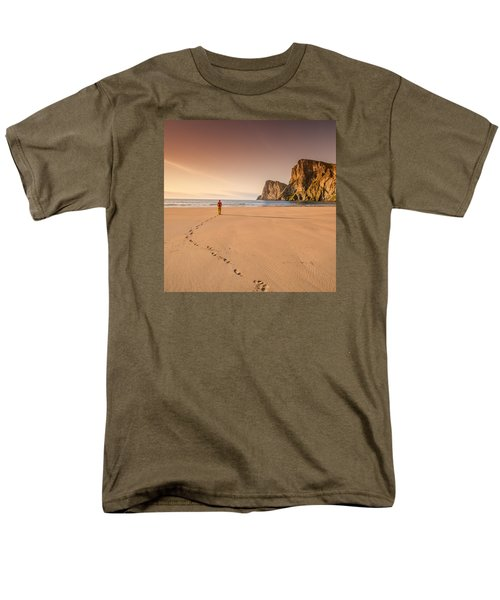 Your Own Beach Men's T-Shirt  (Regular Fit)