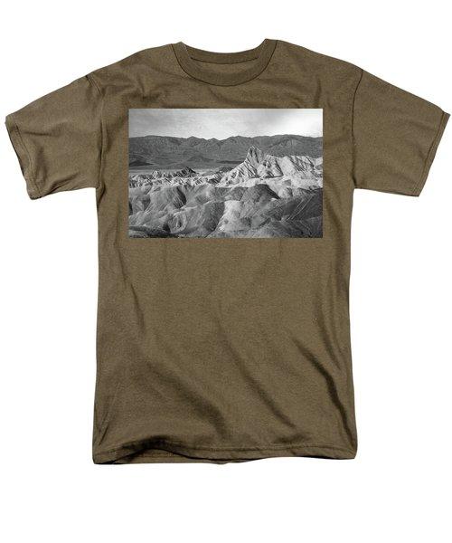 Zabriskie Point Landscape Men's T-Shirt  (Regular Fit) by Marius Sipa