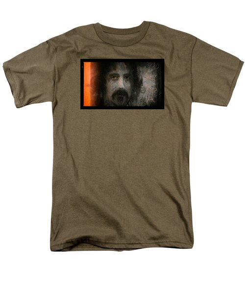 Zappa-the Deathless Horsie Men's T-Shirt  (Regular Fit) by Michael Cleere