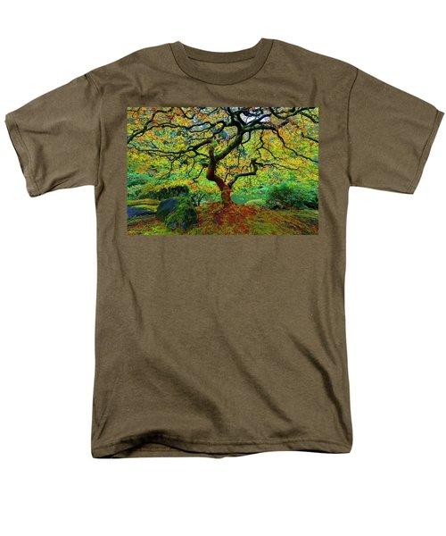 Zentastick Men's T-Shirt  (Regular Fit) by Jonathan Davison