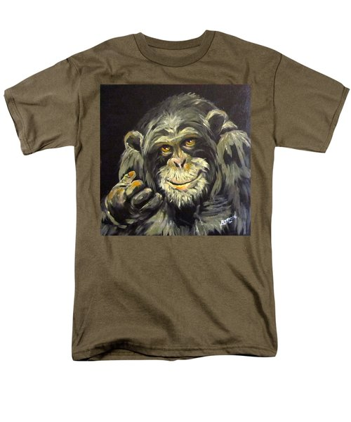 Zippy Men's T-Shirt  (Regular Fit) by Barbara O'Toole