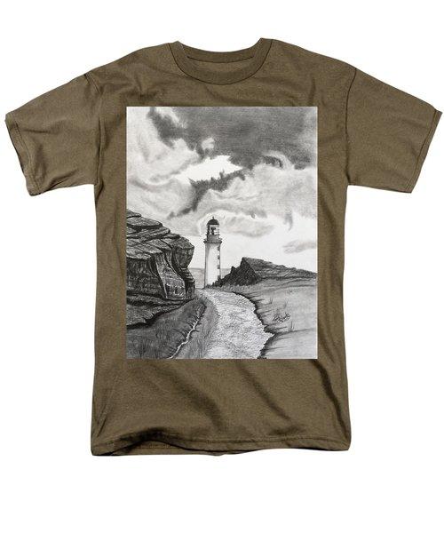 Zoe's Light Men's T-Shirt  (Regular Fit)