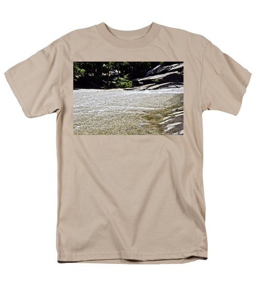 Granite River Men's T-Shirt  (Regular Fit) by Brian Williamson