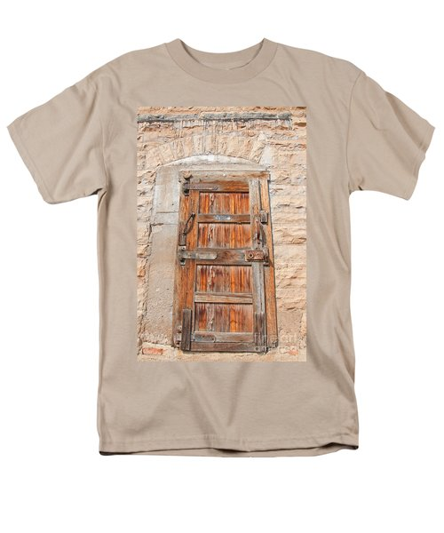 Door Series 1 Men's T-Shirt  (Regular Fit) by Minnie Lippiatt