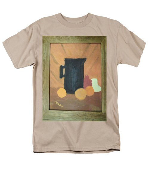 Men's T-Shirt  (Regular Fit) featuring the painting #1 by Mary Ellen Anderson