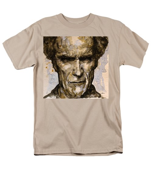 Men's T-Shirt  (Regular Fit) featuring the painting Million Dollar Baby by Laur Iduc