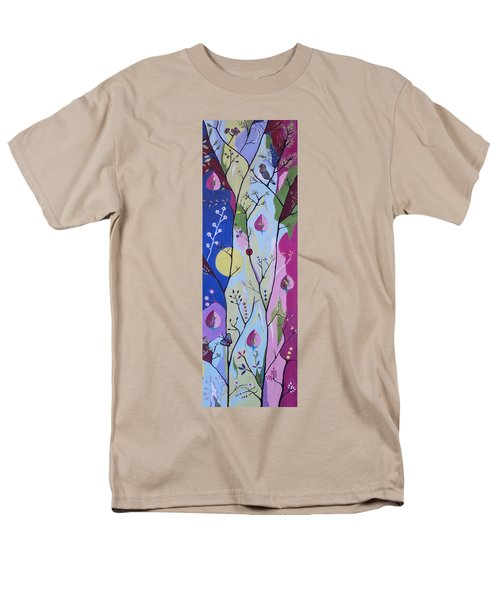 Men's T-Shirt  (Regular Fit) featuring the painting Nature's Bounty by Kathleen Sartoris