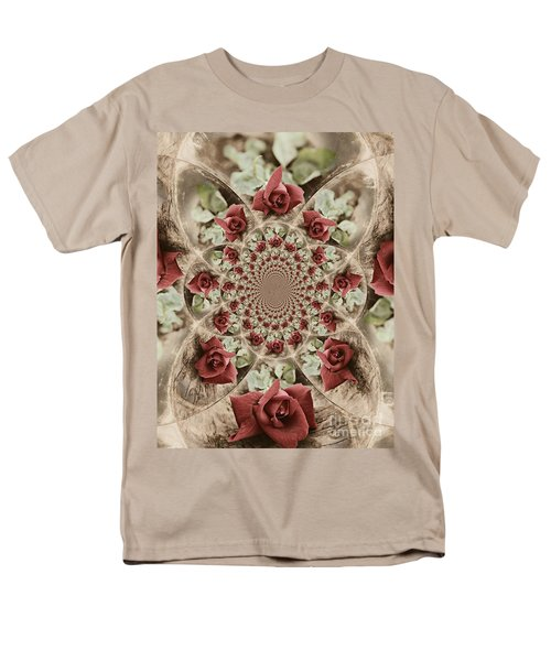 Soft Beauty Men's T-Shirt  (Regular Fit) by Clare Bevan