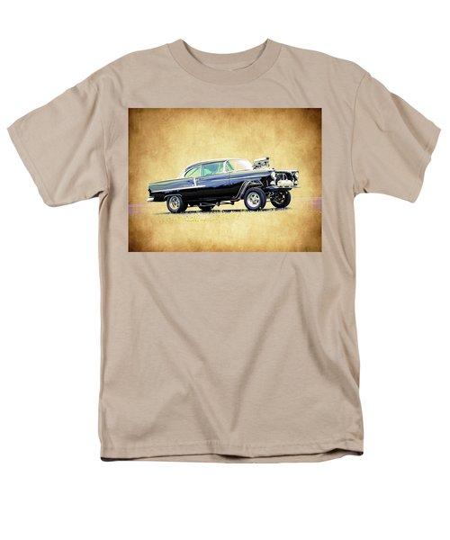 1955 Chevy Gasser Men's T-Shirt  (Regular Fit) by Steve McKinzie