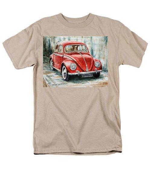1960 Volkswagen Beetle 2 Men's T-Shirt  (Regular Fit)