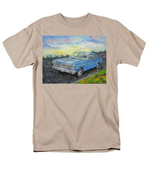 1967 Ford Falcon Futura Men's T-Shirt  (Regular Fit)