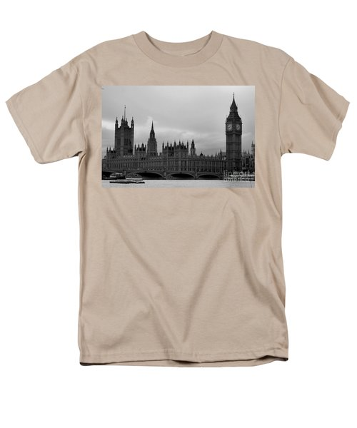 Big Ben Men's T-Shirt  (Regular Fit)