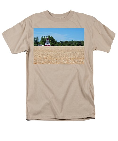 Men's T-Shirt  (Regular Fit) featuring the photograph Fox Tower by Keith Armstrong