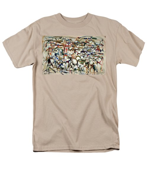 Mitchell's Piano Mecanique Men's T-Shirt  (Regular Fit) by Cora Wandel