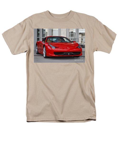 458 Italia Men's T-Shirt  (Regular Fit) by Dennis Hedberg