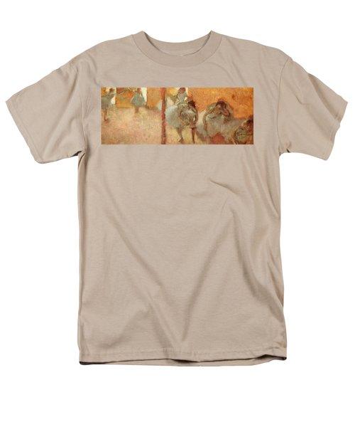 Dancers Men's T-Shirt  (Regular Fit) by Edgar Degas