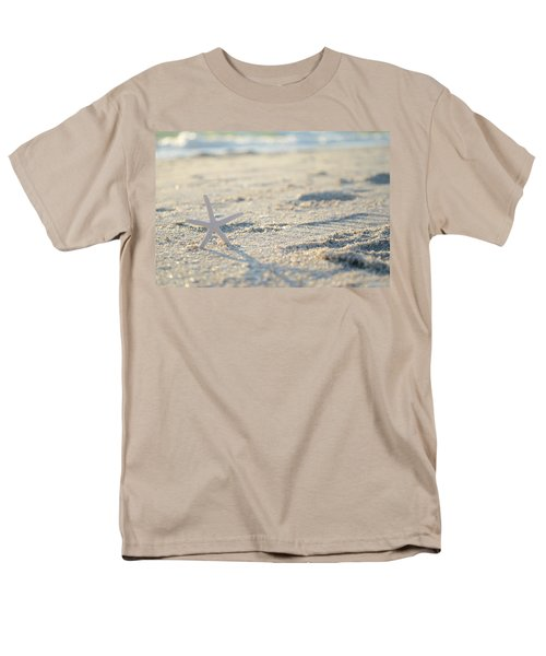 A Gentle Thought Men's T-Shirt  (Regular Fit) by Melanie Moraga