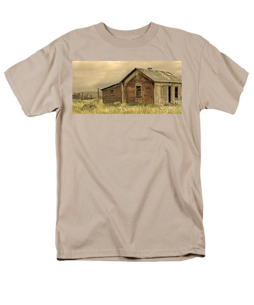 Men's T-Shirt  (Regular Fit) featuring the photograph Abandoned by Nick  Boren