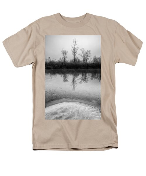 Across The Water Men's T-Shirt  (Regular Fit) by Davorin Mance