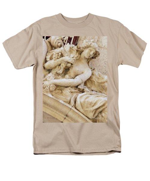 Men's T-Shirt  (Regular Fit) featuring the photograph Adolphus Hotel - Dallas #6 by Robert ONeil