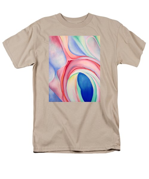 Men's T-Shirt  (Regular Fit) featuring the painting After Okeffee by Joshua Morton