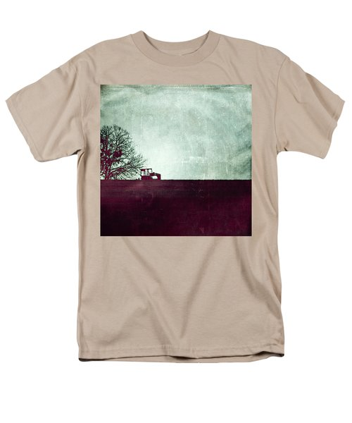 All That's Left Behind Men's T-Shirt  (Regular Fit) by Trish Mistric