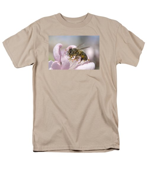 Men's T-Shirt  (Regular Fit) featuring the photograph Almost Spring 01 by Kevin Chippindall