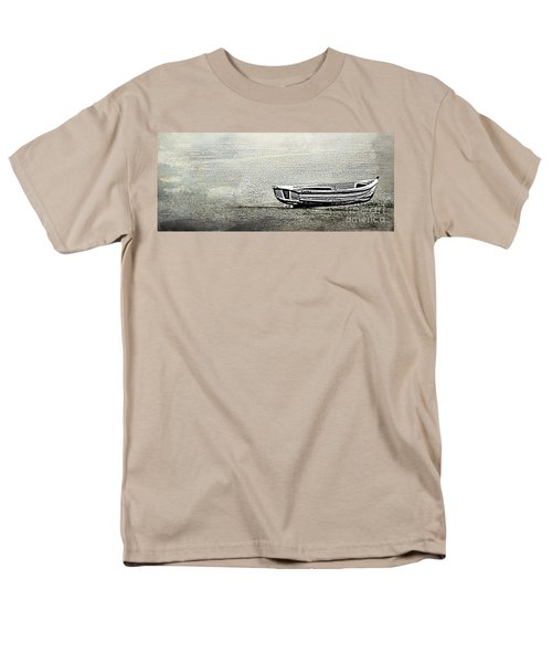 Men's T-Shirt  (Regular Fit) featuring the photograph Alone by Linsey Williams