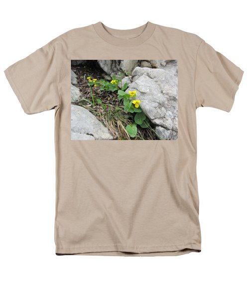 Men's T-Shirt  (Regular Fit) featuring the photograph Alpine Beauty 1 by Pema Hou