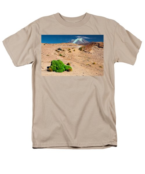 Altiplano Landscape Men's T-Shirt  (Regular Fit) by Dirk Ercken